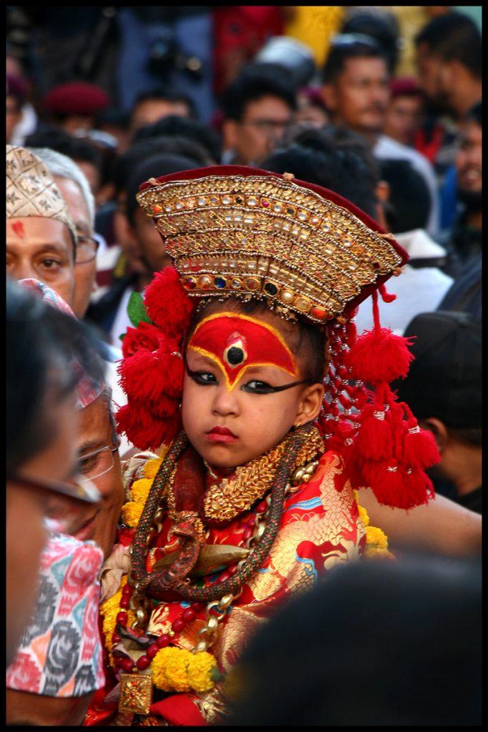Kumari, The Living Goddess